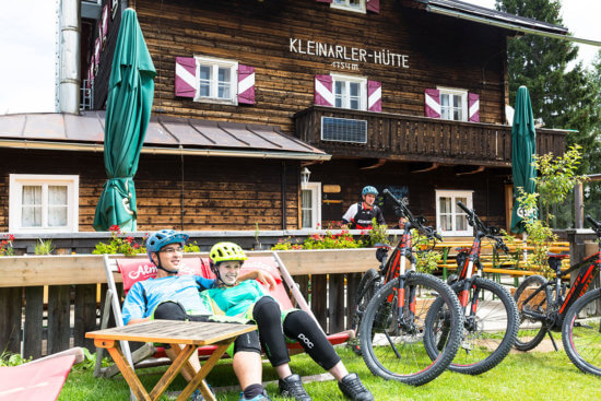 E-Biken - Sommerurlaub in Wagrain