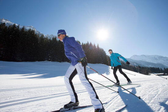 Langlaufen - Winter- & Skiurlaub in Wagrain, Ski amadé