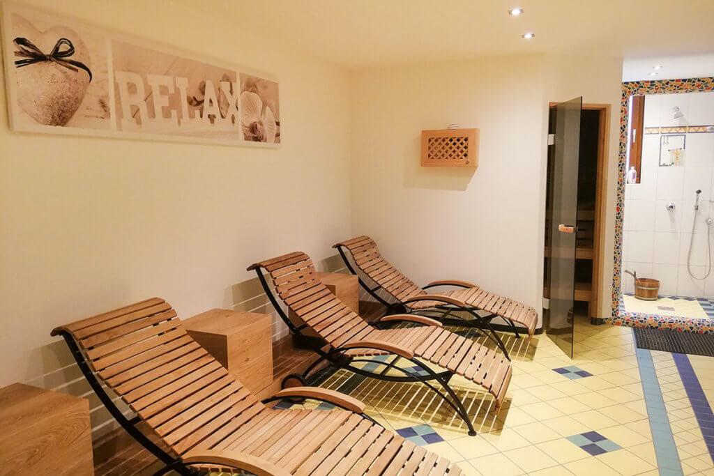 Zimmer in Wagrain - Urlaub in der Pension Unterwimm - Wellness